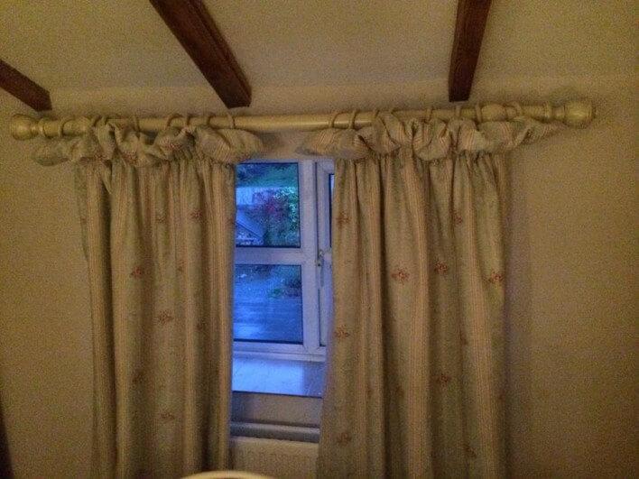 Full length Kate Forman curtains