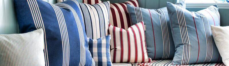 Ian Mankin fabric now available